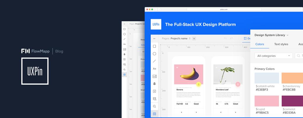 UXPin tool